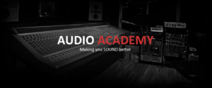 Audio Academy - Audio Education Studio Rentals Bangalore