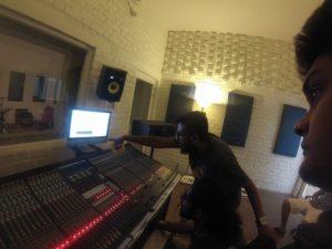 Sound Engineers at Audio Academy