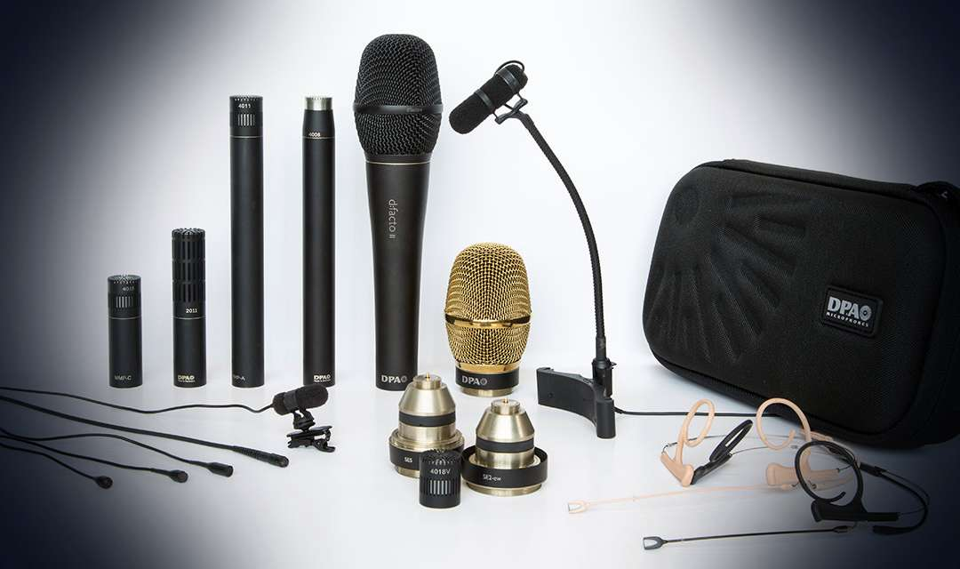 DPA Microphones conducts a workshop at Audio Academy