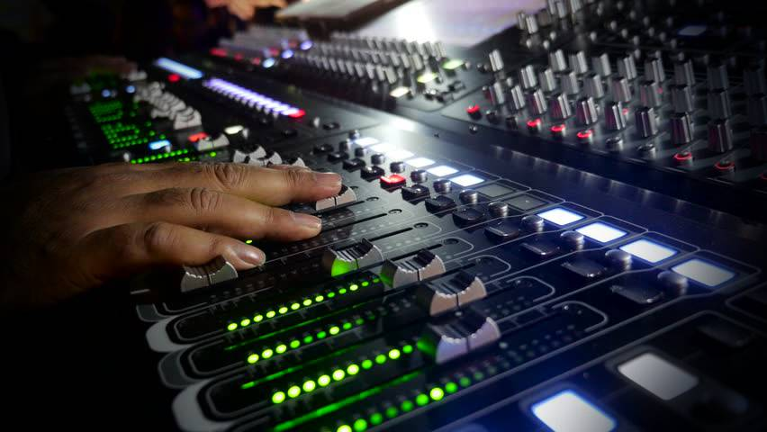 The Making of A Sound Engineer