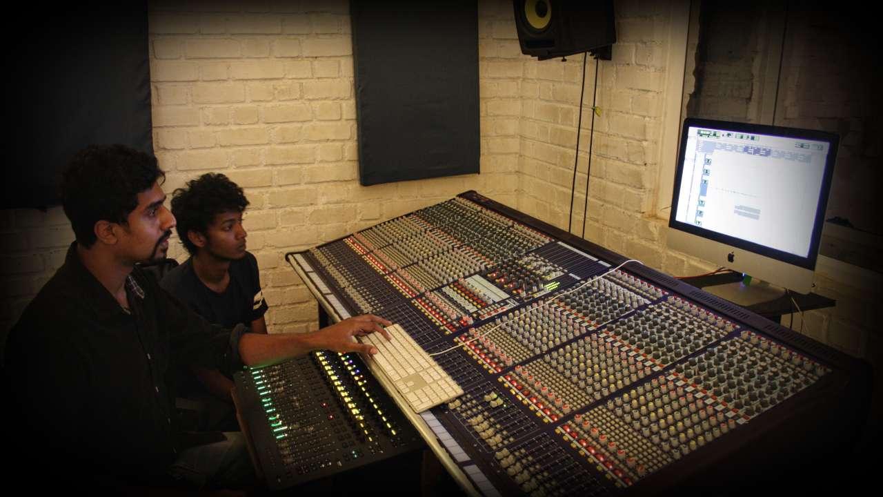 Audio and sound school