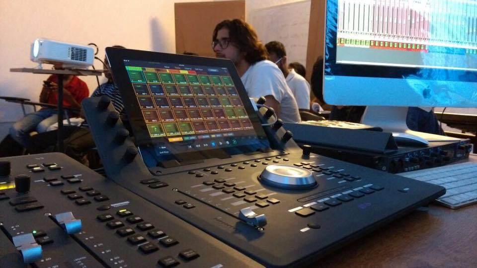 Pro Tools Workshop at Audio Academy
