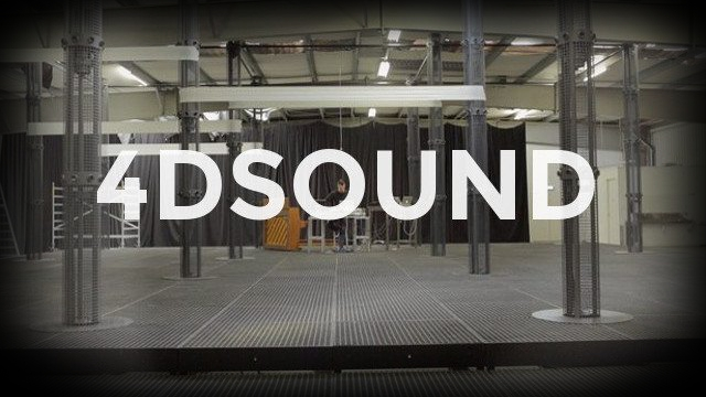 4DSOUND – Pushing The Boundaries of Experiencing Sound