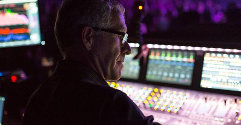 Robert Scovill Visits Audio Academy