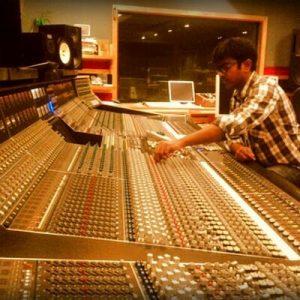 audioville studio chennai