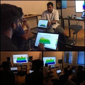 Niranjan @ Audio Academy