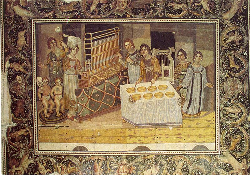 The Musical Legacy of the Byzantine Empire
