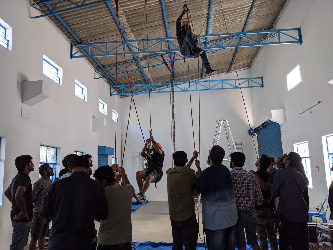 Rigging Workshop