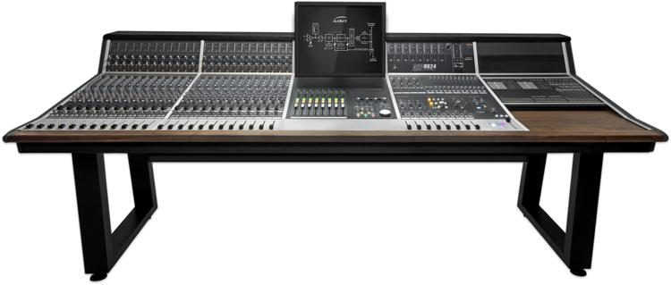 Audient's analogue recording console ASP8024